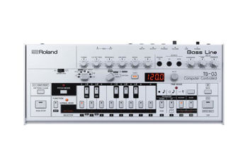 Picture of SYNTHETISEUR BASSE ROLAND TB-03