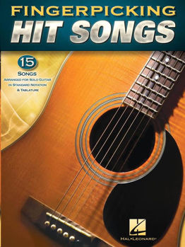 Image de FINGERPICKING HIT SONGS Guitare