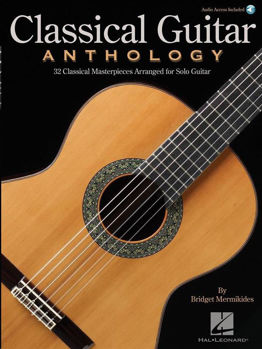 Picture of CLASSICAL GUITAR ANTHOLOGY +AUDIO Online Guitare