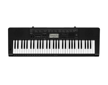 Picture of Clavier Arrangeur CASIO PORTABLE 61 Touches CTK3500 Noir