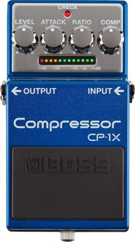 Picture of Pedale Effet COMPRESSION BOSS CP1-X