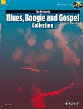 Image de BLUES BOOGIE & GOSPEL PIANO +CDgratuit