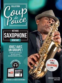 Picture of Coup de Pouce SAXOPHONE DEBUTANT + CDgratuit