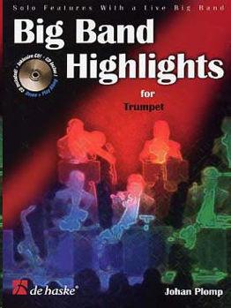 Image de BIG BAND HIGHLIGHTS +CD Trompette