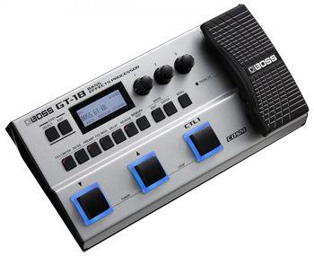 Image de Pedalier Multi Effets BASSE GT1 Generateur de sons