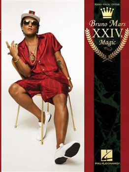 Picture of BRUNO MARS 24K MAGIC Piano Voix Guitare