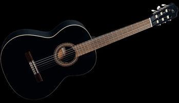 Picture of Guitare Classique Electro Acoustique CUENCA Noire Fishman