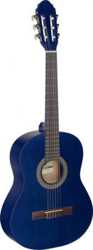 Image de Guitare classique 3/4 tilleul blue