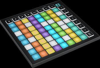 Image de Controleur Surface NOVATION USB Série LAUNCH Pad Mini 8x8 RGB MK3