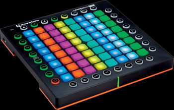 Image de Controleur Surface NOVATION USB/MIDI Série LAUNCH PAD PRO 8x8 RGB