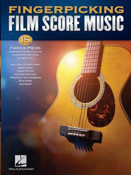 Image de FINGERPICKING FILM SCORE MUSIC Guitare Picking