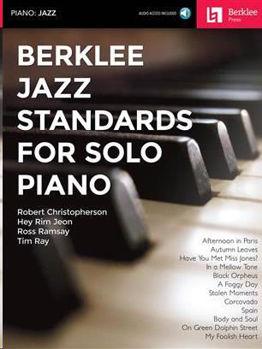 Image de BERKLEE JAZZ STANDARDS FOR SOLO PIANO