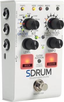 Picture of Pedale Effet Drum Machine DIGITECH Band Creator SDrum +alimentation