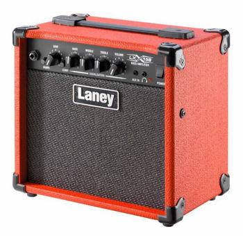 Picture of Amplificateur Guitare Basse LANEY LX15 Watts ROUGE