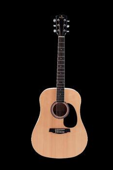 Image de Guitare Folk Acoustique JM FOREST SD20 Epicéa/Tilleul Dreadnought