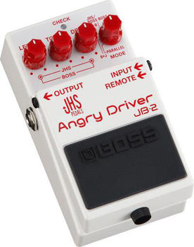 Picture of Pedale Effet Blues Driver & Angry Driver BOSS & JHS PEDAL