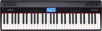 Picture of Piano Portable ROLAND GO-61 61 Touches Bluetooth