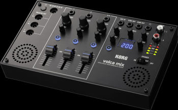 Picture of Mixeur KORG & Alimentations pour 3 VOLCA