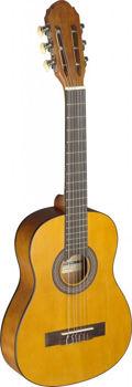Image de Guitare Classique 1/4 Tilleul mat naturel
