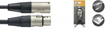 Picture of Cable Patch 0.30M XLR Male / XLR Femelle STAGG