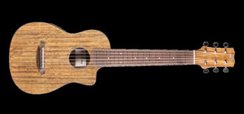 Picture of Guitare Classique Electro Acoustique De Voyage CORDOBA Mini Ovangkol +Housse