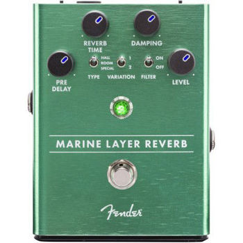 Picture of Pedale Effet REVERB FENDER Marine Layer