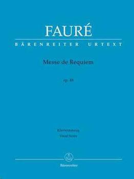 Picture of FAURE MESSE REQUIEM CHOEUR ET PIANO