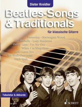 Image de BEATLES SONGS & TRADITIONALS Guitare Classique
