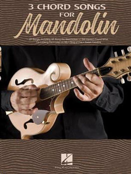 Picture of 3 CHORDS SONGS FOR MANDOLIN