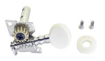 Image de Mécaniques Ukulele guitare chrome