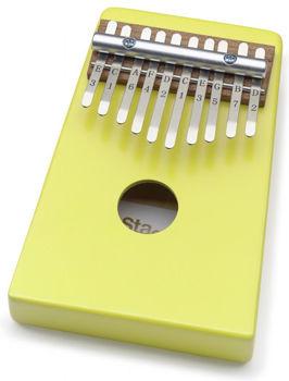 Picture of Kalimba enfant STAGG 10 keys Jaune