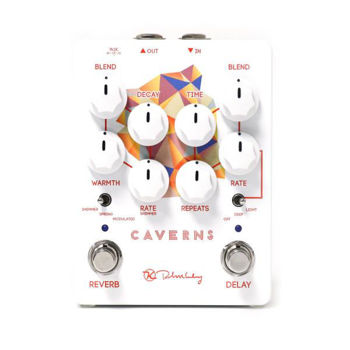 Picture of Pedale effet DELAY/REVERB KEELEY CAVERNS