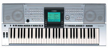 Picture of Clavier Arrangeur YAMAHA PSR OCCASION 3000 +pupitre & notice