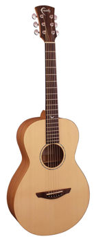 Picture of Guitare De Voyage FAITH Serie Naked Mercury