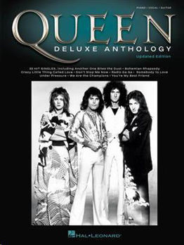 Image de QUEEN DELUXE ANTHOLOGY Piano Voix Guitare