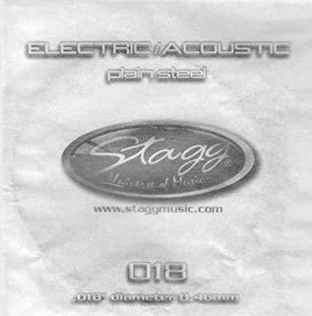 Picture of CORDE Guitare Electrique / Acoustique 008 STAGG 008