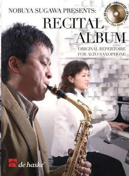 Picture of RECITAL ALBUM NOBUYA SUGAWA Saxophone Alto + Piano  CDgratuit