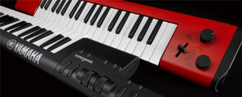 Picture of Clavier Guitare portable YAMAHA Sonogenic SHS500 RD