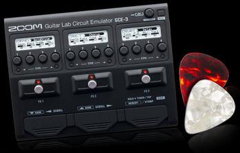 Picture of Interface Audio Guitare ZOOM GCE-3 Usb Emulation de circuit GuitarLab