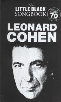 Picture of COHEN THE LITTLE BLACK SONGBOOK