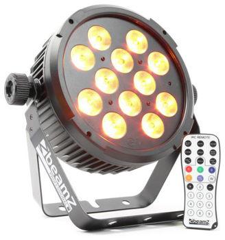 Image de Projecteur LED Flat par 12*12w 4en1 BT300