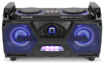 Picture of Sonorisation Portable FENTON Partystation 120w USB, SD, BT