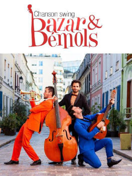 Picture of BAZAR ET BÉMOLS | Samedi 13 Novembre 2021 - 20h30 | Tarif Unique 22€