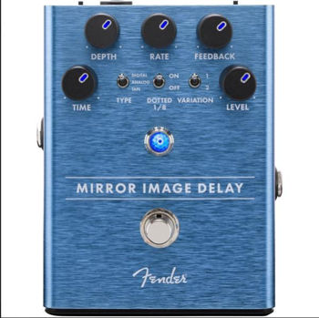 Picture of Pedale Effet DELAY FENDER Mirror Image
