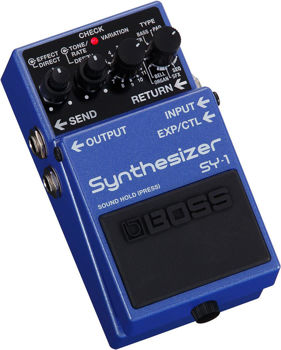Picture of Pedale Effet SYNTHE GUITARE BOSS SY-1