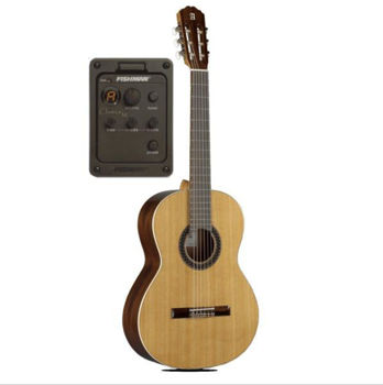 Picture of Guitare Classique Electro Acoustique ALHAMBRA 1C E1