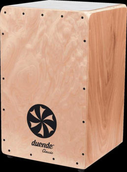Picture of Cajon DUENDE Classic Noyer Cordes (2x2)