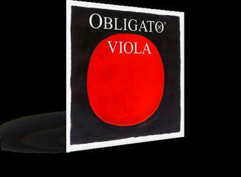 Picture of JEU Cordes Violon Alto PIRASTRO Obligato