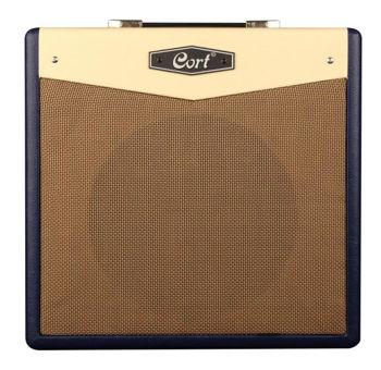 Picture of Amplificateur Guitare Electrique CORT CM15R Bleu 15 Watts +Reverb