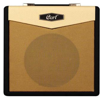 Picture of Amplificateur Guitare Electrique CORT CM15R 15 Watts Noir +Reverb
